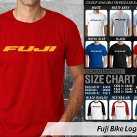 Kaos Sepeda - Fuji Bike Logo 1