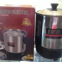Teko Listrik Stainless Mitsaki 555 Made in India