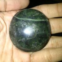 Batu Liontin Black Jade 05
