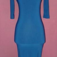 Dress Bodycon stretch second/ bekas