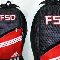 Tas Ransel Olahraga Adidas hup (tas sekolah,tas sepatu,bag,gendong