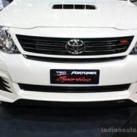 Bodykit Toyota Fortuner TRD Thailand
