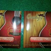 senar gitar akustik