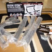 Alat Fitnes Pull Up Iron Gym Murah