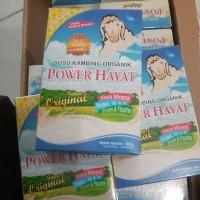 Susu Kambing Organik POWER HAYAT Original Plus Madu tuk Anak & Dewasa