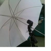 "Tronic Umbrella transparant 36"" Untuk Studio Pemotretan"