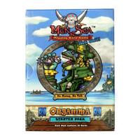 Men at Sea Trading Card Game Organima Starter Pack