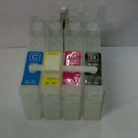Cartridge infus for Epson T13,C90,T11,Tx121,Tx111,Tx300F,dll
