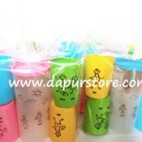 Tumbler + 4 Gelas Goodie Bag Ultah / Souvenir Ulang Tahun Anak