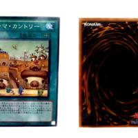 Yu-Gi-Oh Trading Card Game Ojama Country