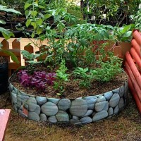 Vegetable Planter (Raised Bed) Peeble