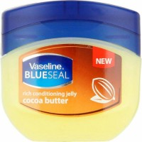 Vaseline petroleum jelly blueseal cocoa butter 50 ml