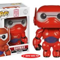 Funko Pop! Big Hero 6 - Baymax Red