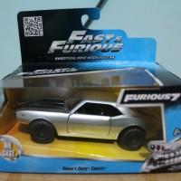 Diecast Jada Roman's Chevy Camaro (Fnf Edition)