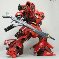 Gundam Sazabi Ver Ka 1/100 Master Grade Daban Model MG FREEONG