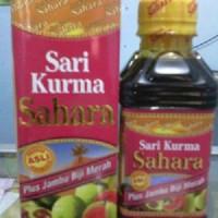 Sahara Sari Kurma Tropical Fruit Plus Jambu Biji Merah