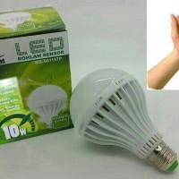 LAMPU LED SENSOR TEPUK /BOHLAM LAMPU LED SENSOR 10 WATT