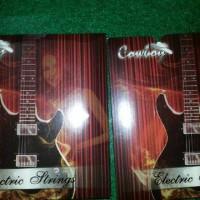 senar gitar listrik dan acoustic