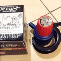 Supreme Regulator Gas StarCam - 202.TT
