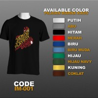 T-shirt / Kaos Superhero : Iron Man | IM-001