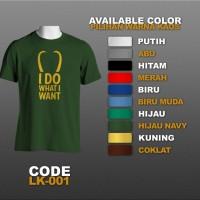 T-shirt / Kaos Superhero : Loki | LK-001