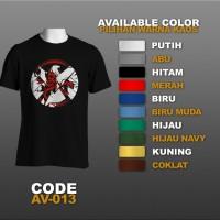 T-shirt / Kaos Superhero : The Avengers, Shield | AV-013