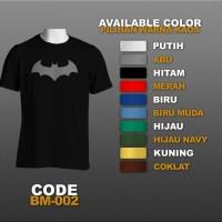T-shirt / Kaos Superhero : Batman Logo | BM-002