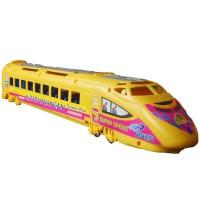 Ocean Toy Kereta Parahyangan Kuning Mainan Anak (OCT5006)