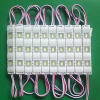 MODUL 3 LED SMD 5630 LENSA - WATERPROOF