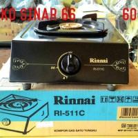 RINNAI KOMPOR GAS RI-511 C 1 TUNGKU