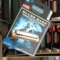 Harmonika Hohner MS Bluesharp Blues harp Harmonica