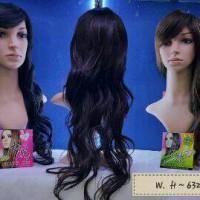 wig rambut palsu panjang