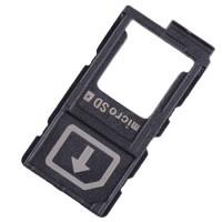 SONY XPERIA Z3+ ( Z4 ) Sim Card Tray with MicroSD tray - Black