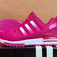 Toko Sepatu Online Adidas Sport Olahraga Joging ZX 750 Women Pink