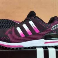 Toko Sepatu Online Adidas Sport Olahraga Joging ZX 750 Women Black
