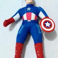 BONEKA the avengers avenger marvel superhero Captain America