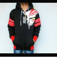 JAKET RED-BLACK GUD.J