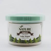 Lulur Wajah Nature Organic GREEN TEA