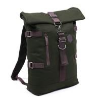 Tas Ransel Traveling Laptop Rolltop Backpack Murah- GIG Rolltop Forest