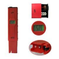 pH meter ATC pH-2011 ATC ( original ) display backlight menyala