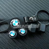 Tutup Pentil BMW + Gantungan Kunci