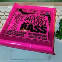 Ernie Ball 2834 Super Slinky, Senar Bass