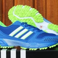 Sepatu Adidas Adiprane Biru (Running,Nike,Jogging,Gym,Fitnes,Olahraga)
