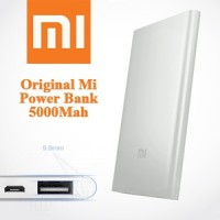 PowerBank XIAOMI 5000mAh ORIGINAL || Power Bank XIAOMI 5000 mAh | Slim