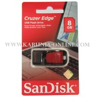 USB Flashdisk SANDISK CRUIZER EDGE 8GB