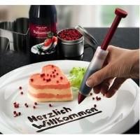 Cake Decorating Silicon Food Drawing Pen Tools Pensil Gambar Hias Kue