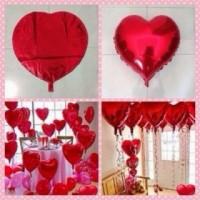 balon foil love