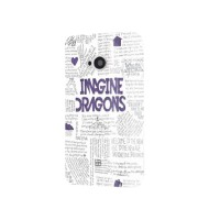 Imagine Dragon Case for HTC One M7