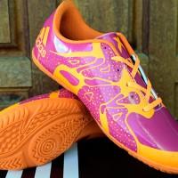 Sepatu Futsal/Olahraga Adidas Adizero X.15 Chaos Pink Orange