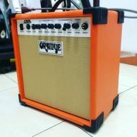 ampli gitar orange 8inc overdrive mantap